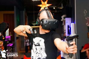 HTC Vive - Виртуальная реальность