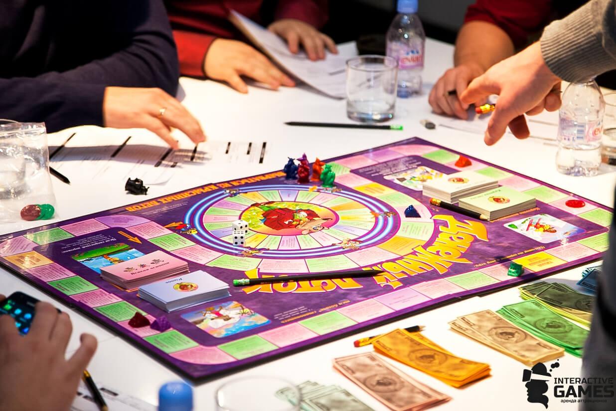 Игра Cashflow (Денежный поток)