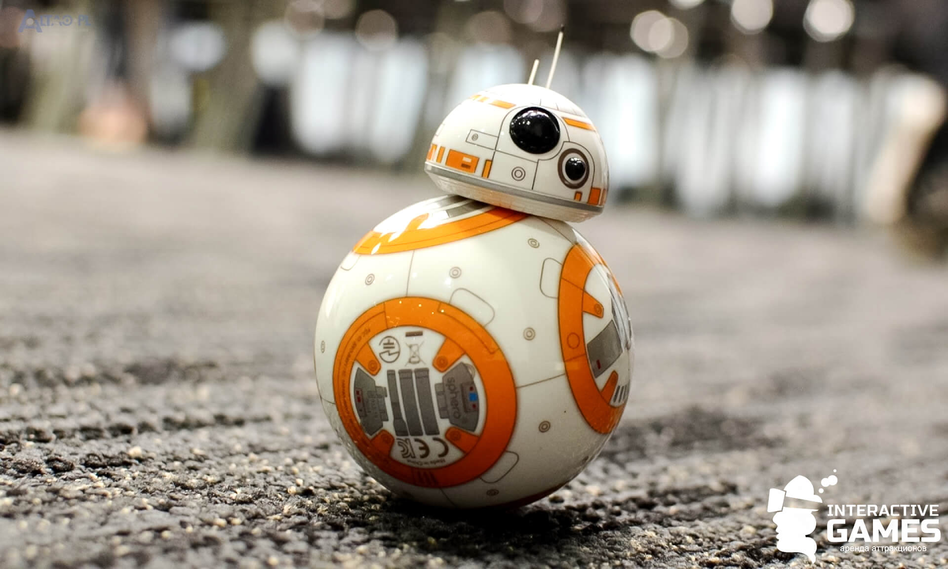 Робот BB-8 Star Wars