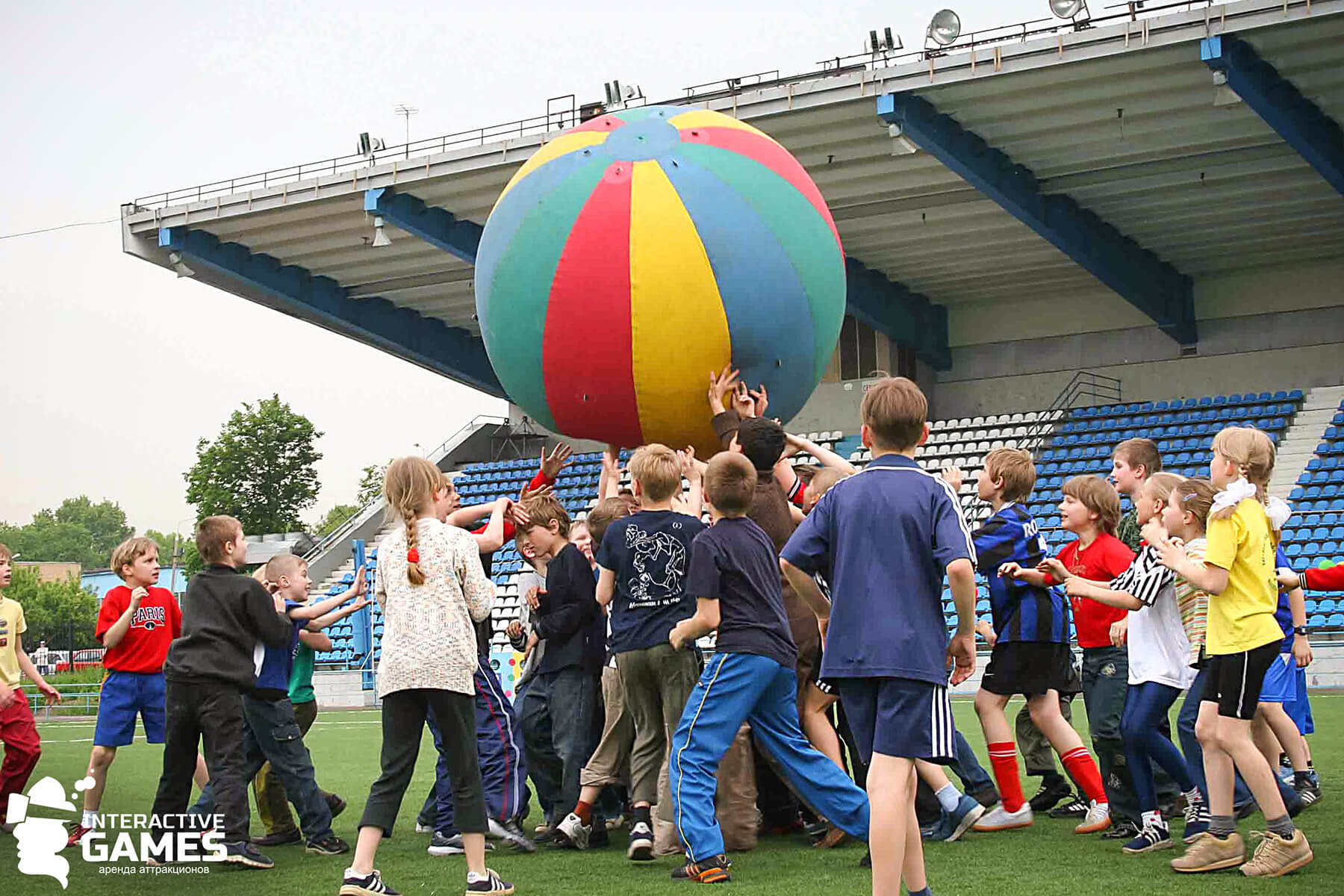 Мяч гигантский