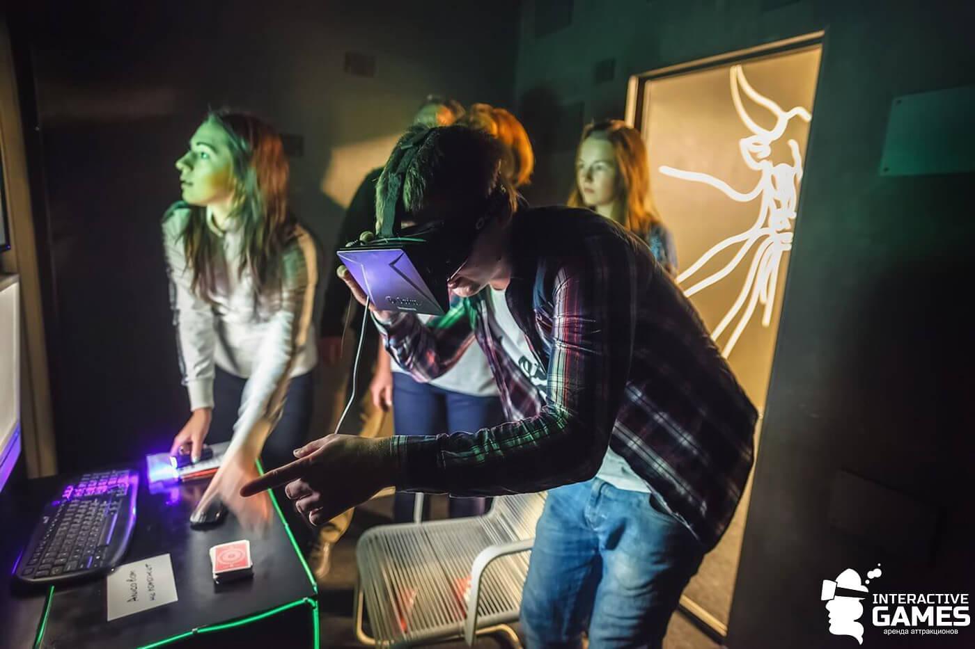 Виртуальная квест-комната