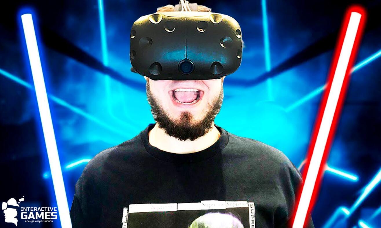 Музыкальный джедай VR