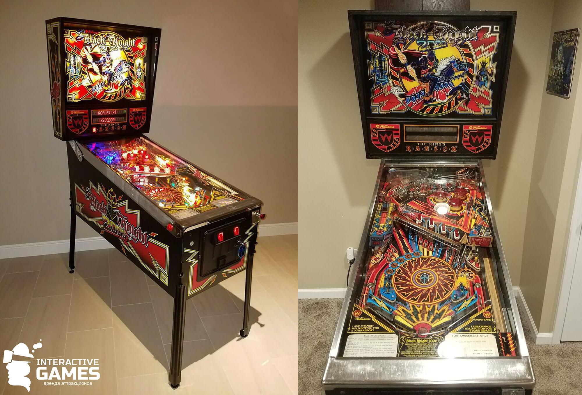 Игровой автомат Pinball