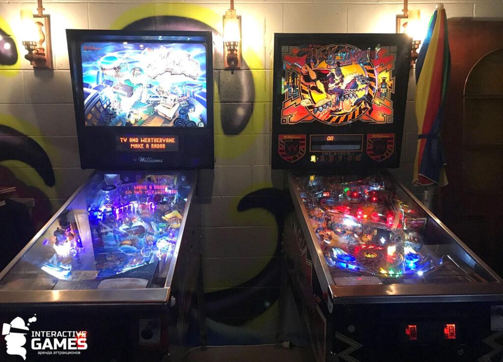 игровые автоматы киев аренда